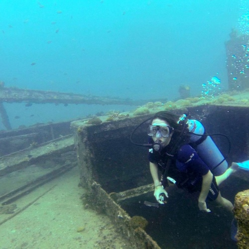 Dive a Shipwreck - Bucket List Ideas