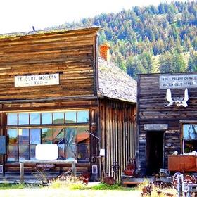 Visit the ghost town of Molson Washington - Bucket List Ideas