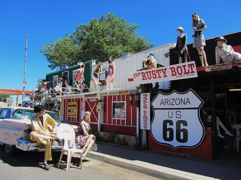 Drive Route 66 Bucket List