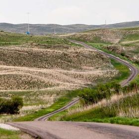 Drive on Highway 2, Nebraska - Bucket List Ideas