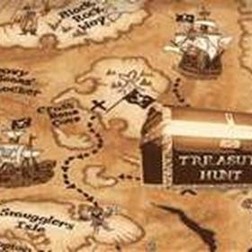 Go on a treasure hunt - Bucket List Ideas