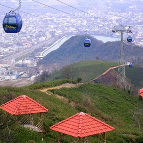The ropeway ride - Bucket List Ideas