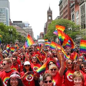 Go to a Pride Parade with Bella - Bucket List Ideas