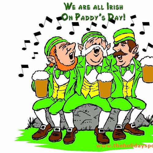 Celebrate St. Patrick's day in Ireland - Bucket List Ideas