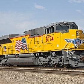 Drive a train locomotive - Bucket List Ideas