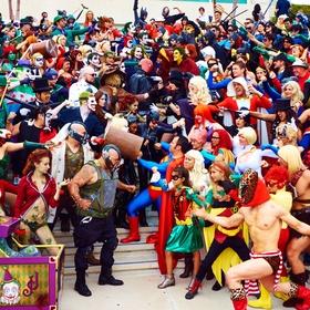 Attend Comic Con - Bucket List Ideas