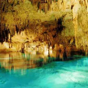 Swim Through Underground Caves - Bucket List Ideas