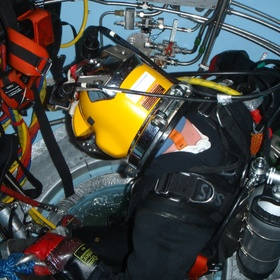 Become a full saturation deep sea diver - Bucket List Ideas