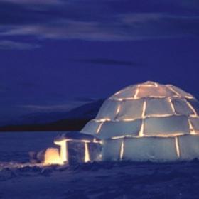 Make and sleep in a igloo - Bucket List Ideas