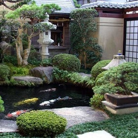 Chill out in Japaness Garden - Bucket List Ideas