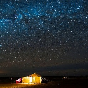 Sleep under the stars! - Bucket List Ideas