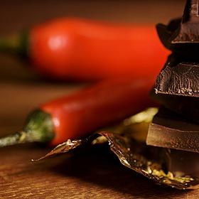 Try chili chocolate - Bucket List Ideas