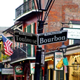 Go to New Orleans - Bucket List Ideas
