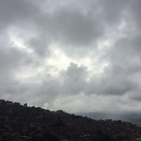 Watch the sunset in Caracas from the top of Petare - Bucket List Ideas