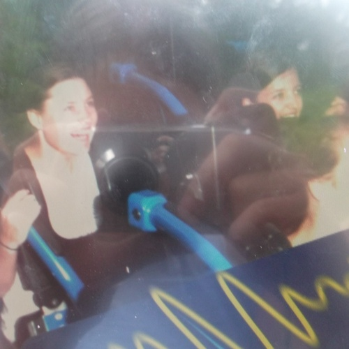 Go to Walibi once again - Bucket List Ideas