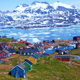 Visit Greenland - Bucket List Ideas