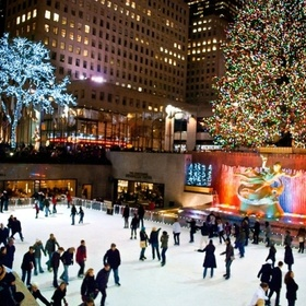 Ice-Skate in New York - Bucket List Ideas