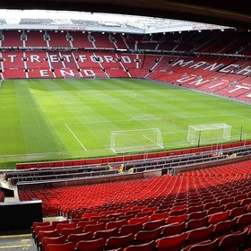 Visit old trafford and watch manchester united play - Bucket List Ideas