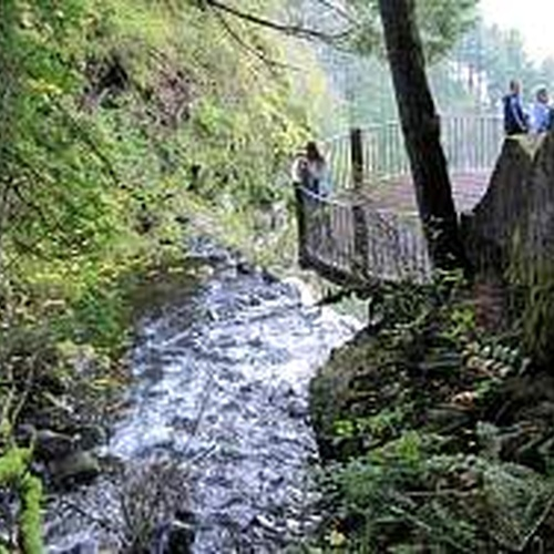 Hike to top of Multnomah Falls - Bucket List Ideas