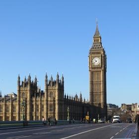 Visit Big Ben - Bucket List Ideas