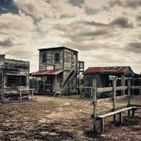 Walk Through a Ghost Town - Bucket List Ideas