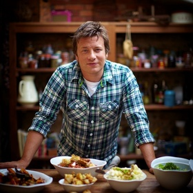 Eat at one of Jamie Oliver's Restaurants - Bucket List Ideas