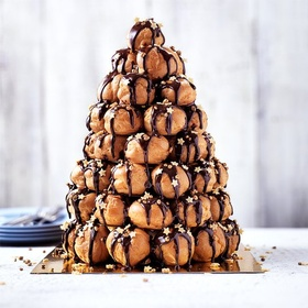 Make a croquembouche for my wife - Bucket List Ideas