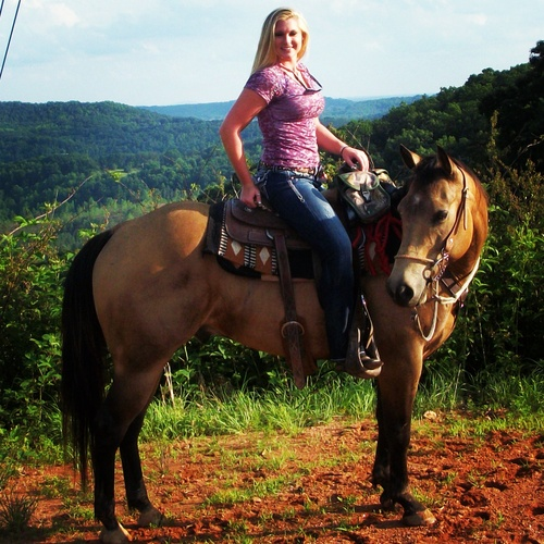 Horseback Ride in Love Valley, NC - Bucket List Ideas