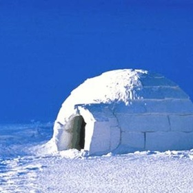 Build an igloo - Bucket List Ideas