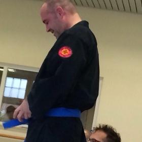 Get my black belt in jiu jitsu - Bucket List Ideas