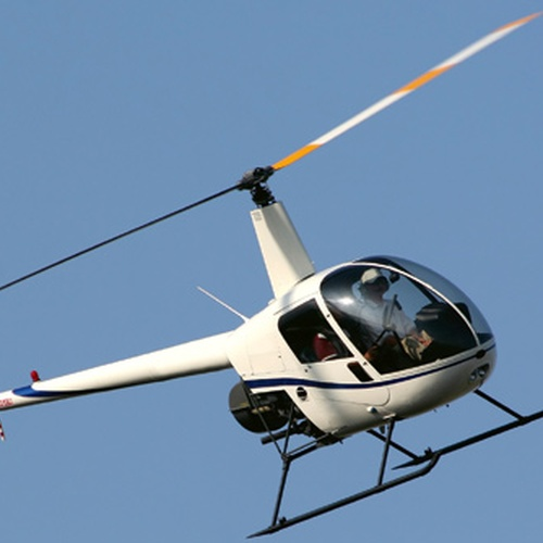 Helicopter ride - Bucket List Ideas