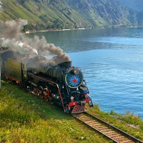 Ride the Trans-Siberian Railway - Bucket List Ideas