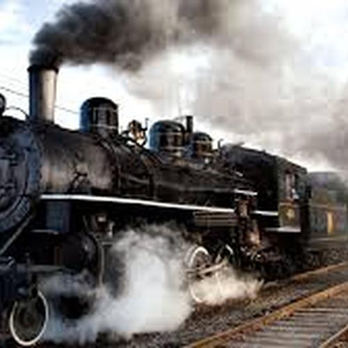 Ride on a Train - Bucket List Ideas