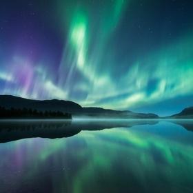 Watch the polar lights - Bucket List Ideas