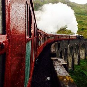 Ride a Train - Bucket List Ideas