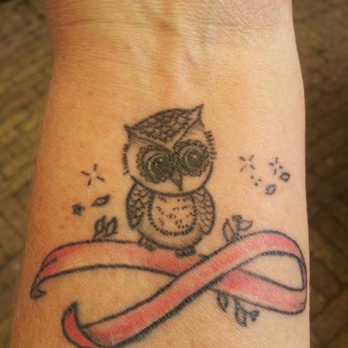 Get a tattoo after cancertreatment - Bucket List Ideas