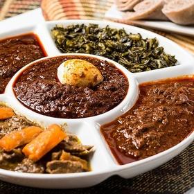 Try ethiopian cuisine - Bucket List Ideas