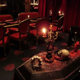 Go to a Horror Themed Bar or Restaurant - Bucket List Ideas