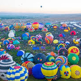 See Albuquerque Balloon Fiesta - Bucket List Ideas
