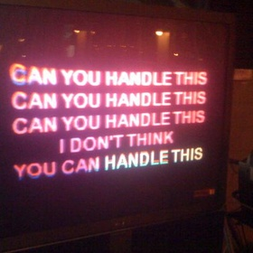 Dominate the karaoke stage at Dizzy's for one last time - Bucket List Ideas