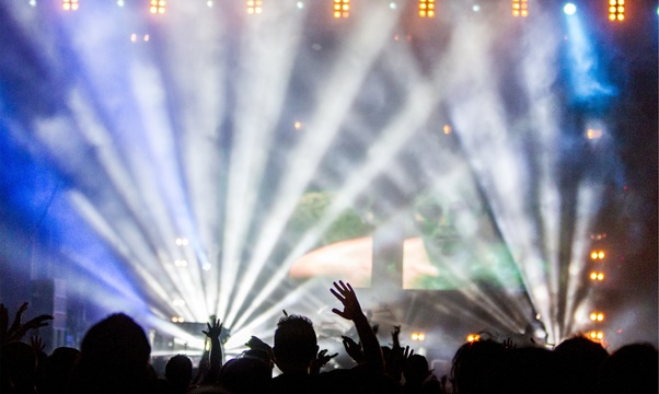 Go to a music festival - Bucket List Ideas