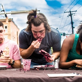 Take part in an eating contest - Bucket List Ideas