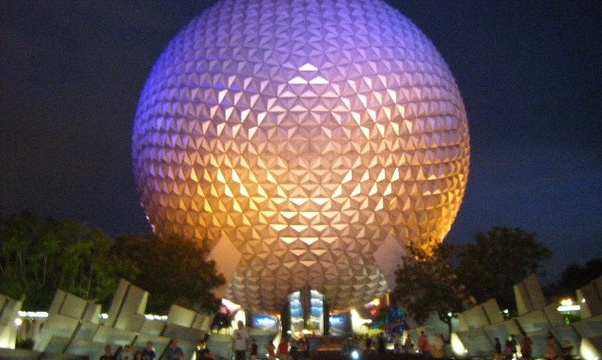 Visit Disneyworld - Bucket List Ideas