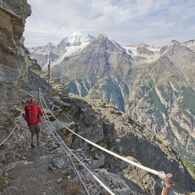 Hike or Ski the Haute Route - Bucket List Ideas