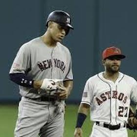 Astros Vs. Yankees - Bucket List Ideas