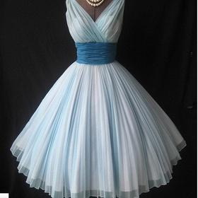 Buy a Vintage Dress - Bucket List Ideas