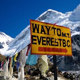 Trek to everest base camp - Bucket List Ideas