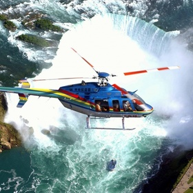 Ride a helicopter - Bucket List Ideas