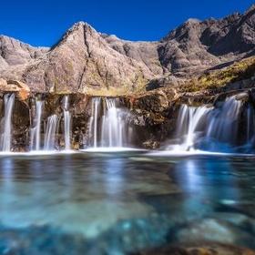 See the Fairy Pools, United Kingdom - Bucket List Ideas