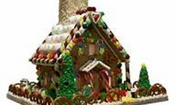 Make a gingerbread house - Bucket List Ideas